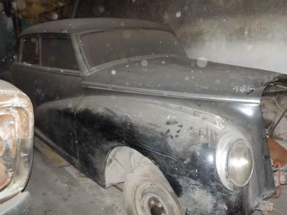 Car Mercedes Benz 300 1953
