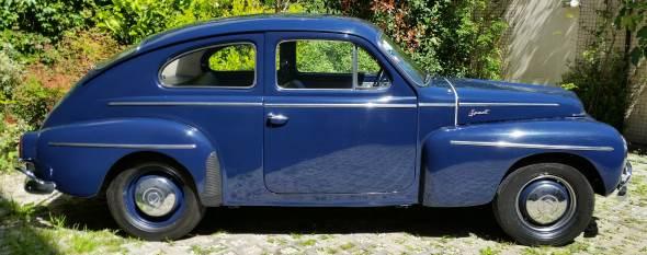 Car Volvo PV544 Sport 1961