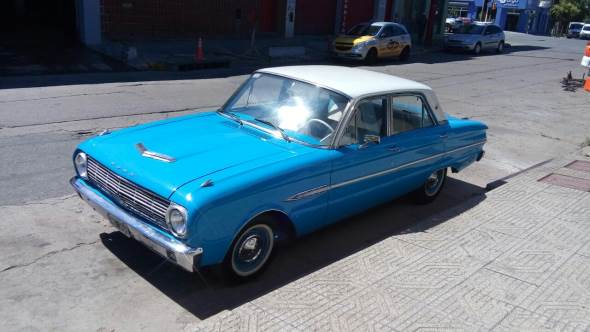 Car Ford Falcon 1964