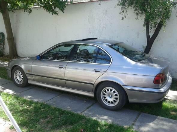 Car BMW 525 TDS