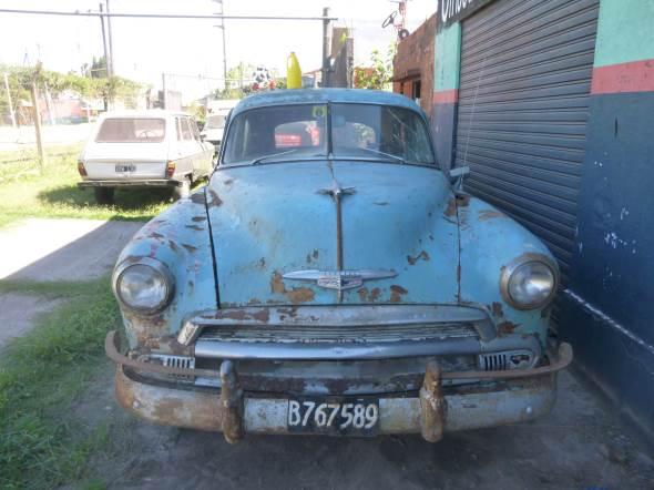Auto Chevrolet 1951