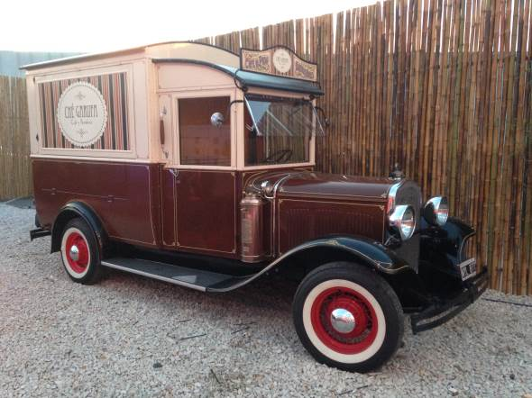 Car De Soto 1928