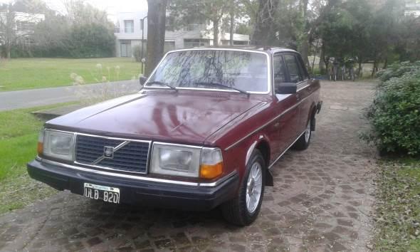 Auto Volvo 244 GL