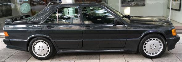 Car Mercedes Benz 190 E 2.5-16v Cosworth