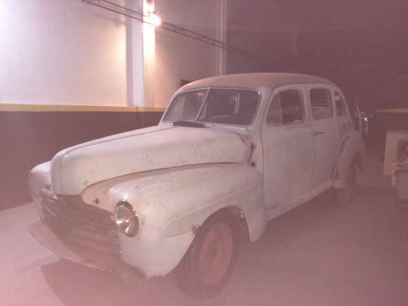 Car Ford 1946