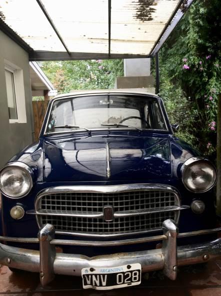 Auto Fiat 1200