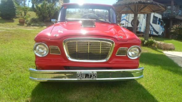 Car Studebaker 1960