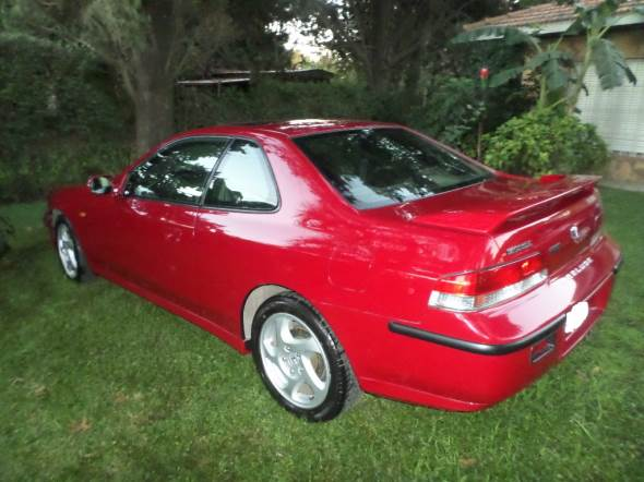 Car Honda Prelude 2.2 VTI Manual