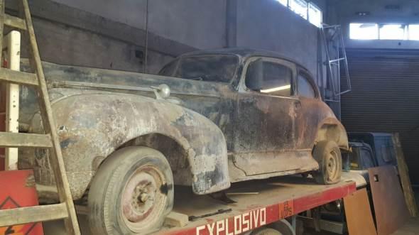 Auto Hudson Commodoro 8