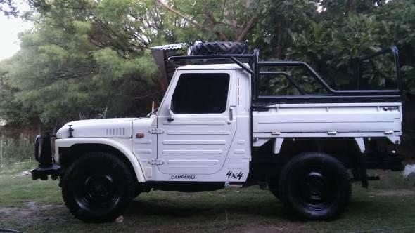 Car Suzuki LJ 81