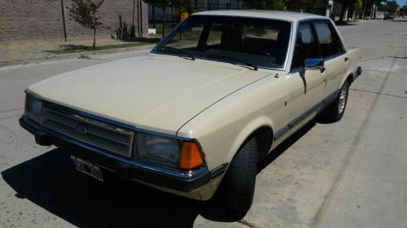 Car Ford Granada 1981