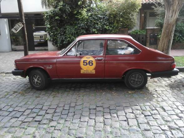 Car Dodge Polara GL