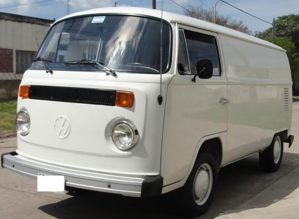 Car Volkswagen Kombi