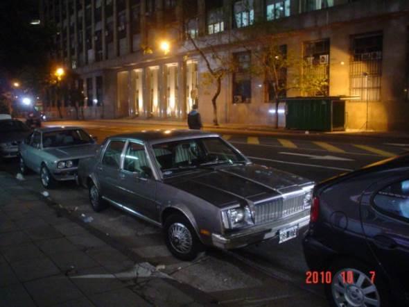 Car Buick Skylark 1981