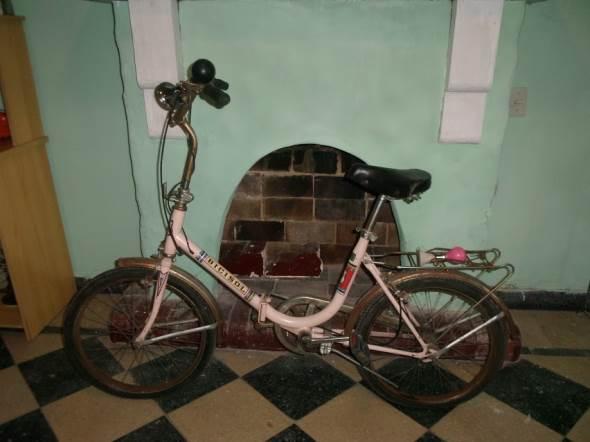 Bicicleta Bicisol 1984
