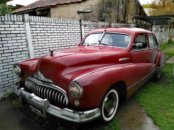 Car Buick Super Eigth