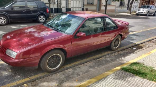Car Chevrolet Beretta GT