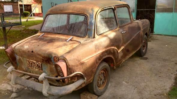 Car Isard 1962