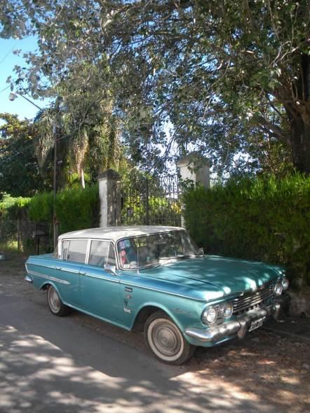 Auto IKA Rambler Ambassador 400 1962