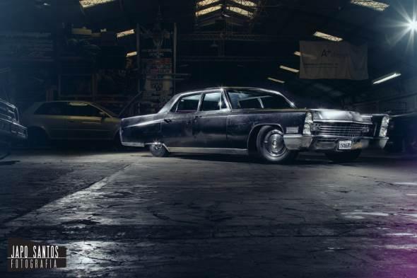 Car Cadillac Fletwood