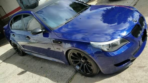 Car BMW M5