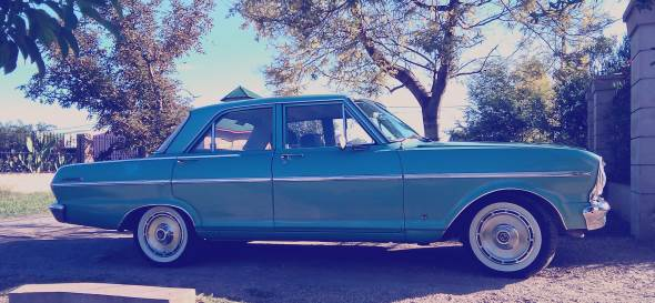 Auto Chevrolet 1964