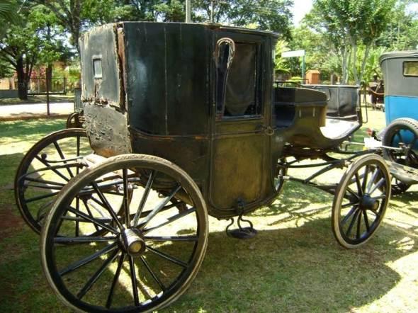 Car Carruaje 1890 Coupé