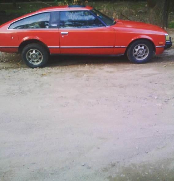Car Toyota 1981