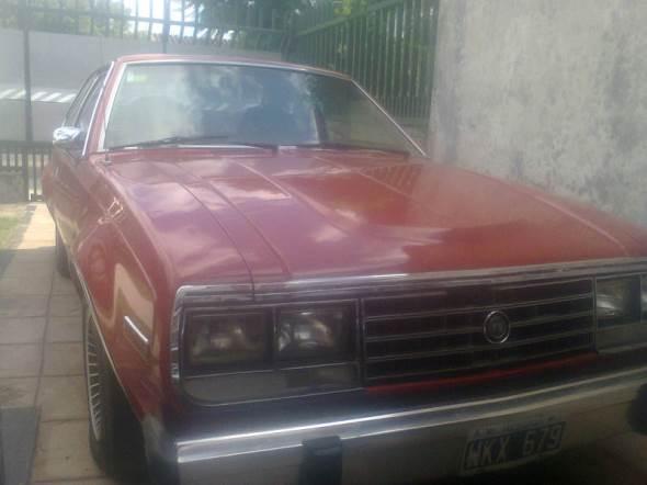Car AMC Spirit Coupé Limited