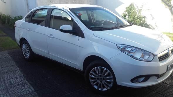 Auto Fiat Gran Siena 1.4 2014