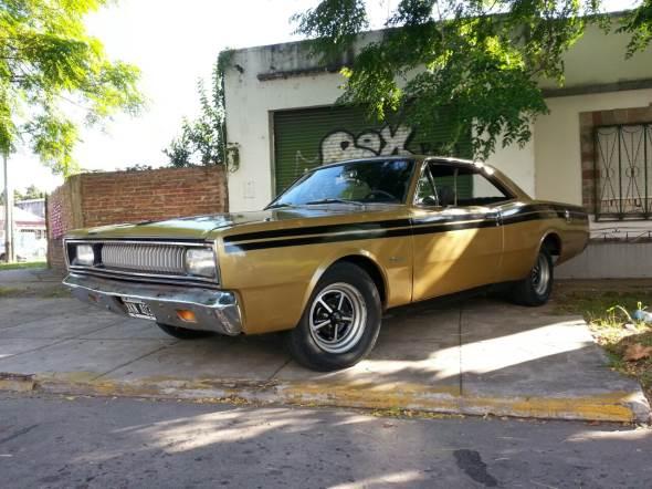 Auto Dodge RT
