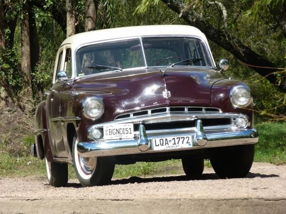 Car Dodge Coronet