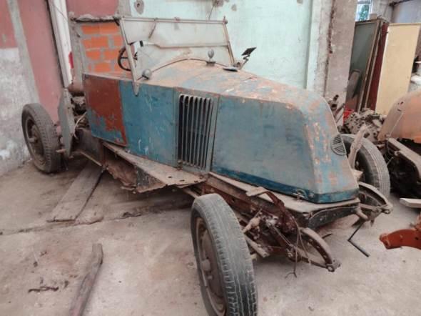 Car Renault 1922