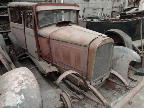 Auto Willys 1928
