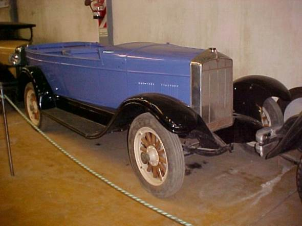 Auto Durant 1928
