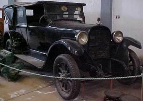 Auto Dodge 1926