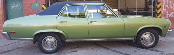 Car Chevrolet Chevy Super