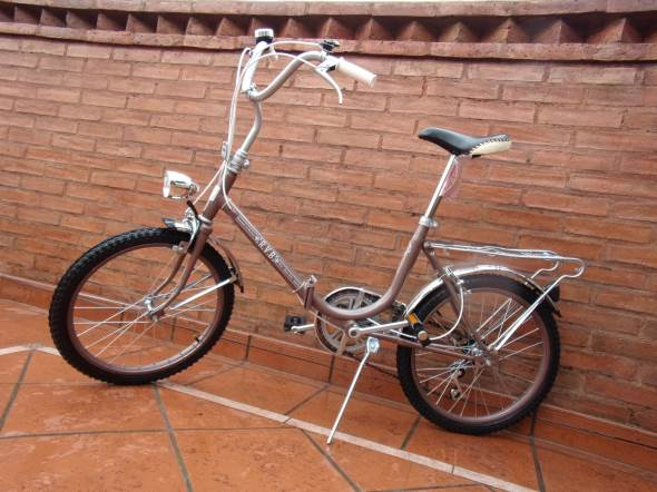 Bike R20 Vintage Bicicleta Plegable