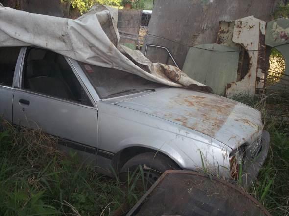 Car Opel Ascona