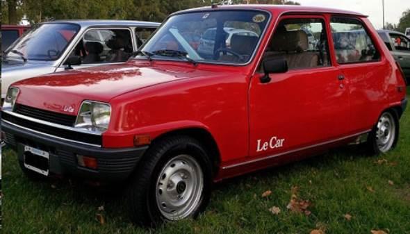 Auto Renault 5