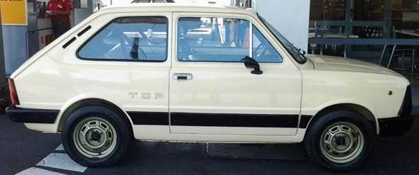 Car Fiat 133 Top