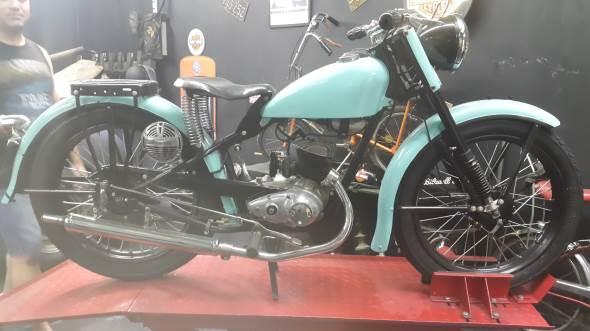 Moto Harley Davidson Hummer 125