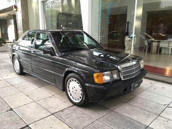 Auto Mercedes 2.5-16 Cosworth