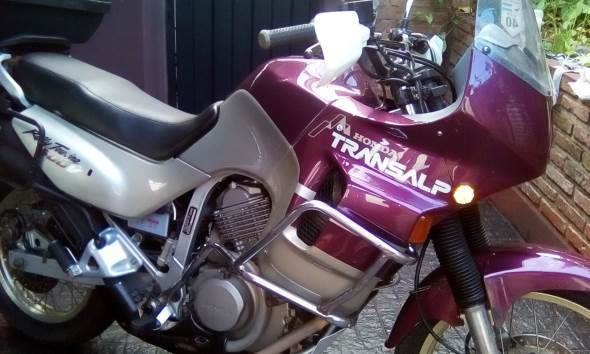 Honda Trnsalp XLV 600 1994 Motorcycle