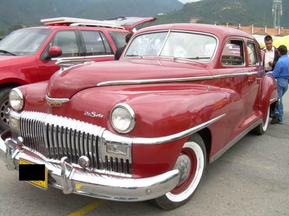 Car Desoto 1946