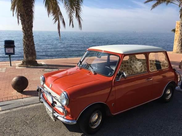 Auto Mini Morris 850