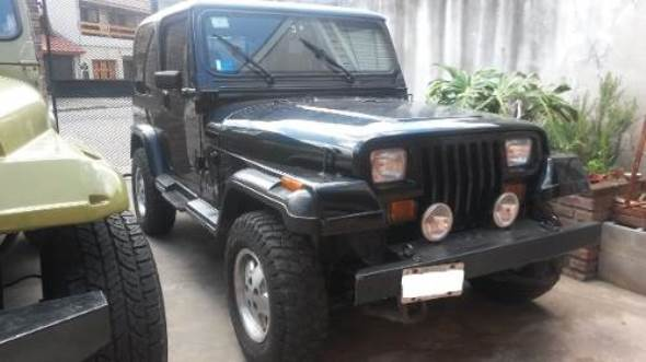 Car Jeep YJ