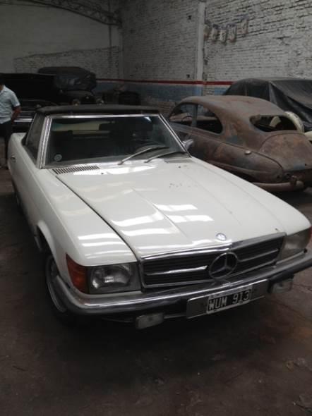 Auto Mercedes Benz 450 SL