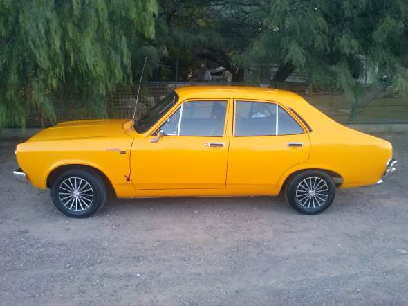 Car Dodge 1500 1971