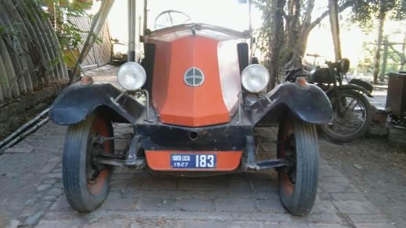 Auto Renault 1923